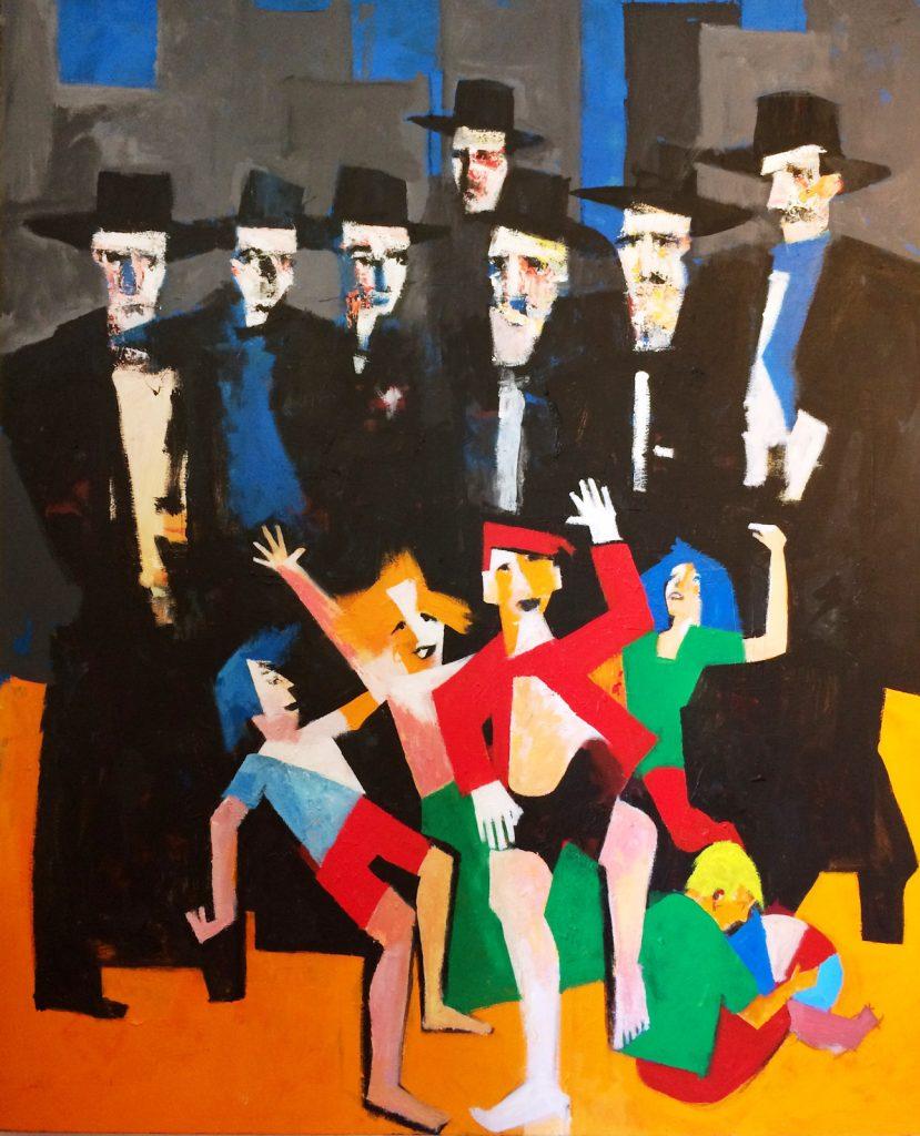 Rabbis & Children