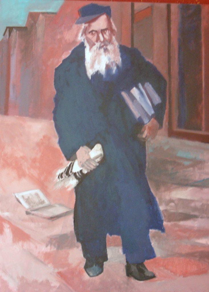 Rabbijn Onderweg I