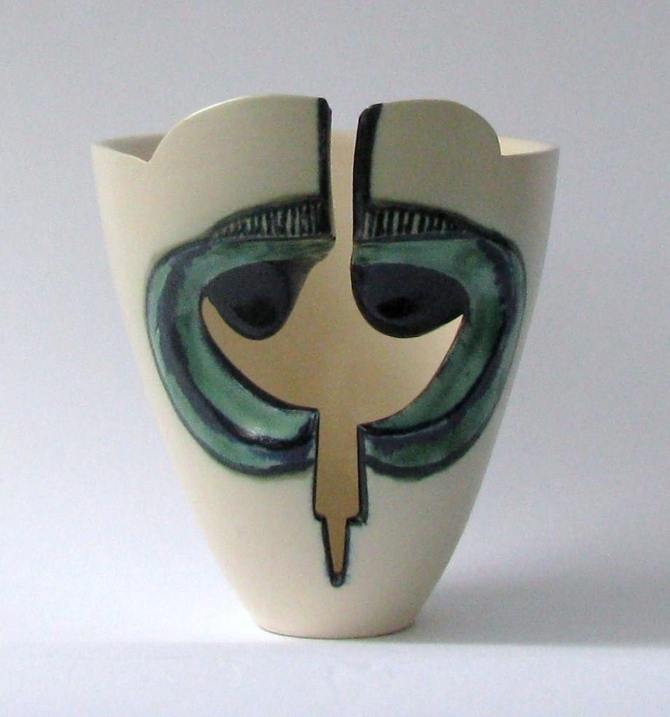 Maskervaas III