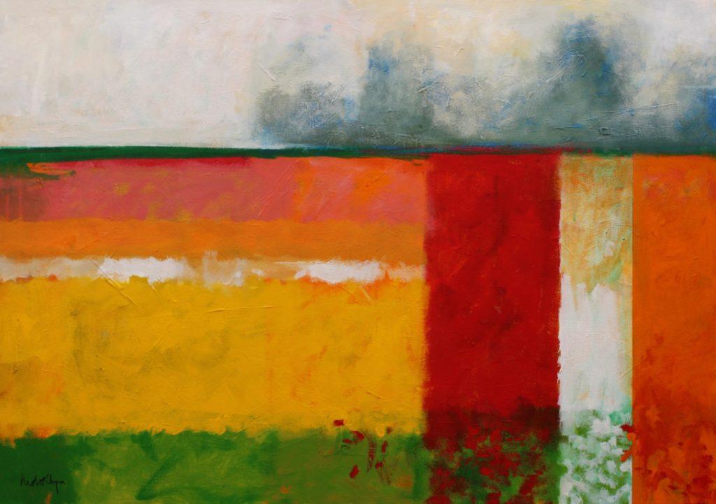 Dutch Colorfield Painting