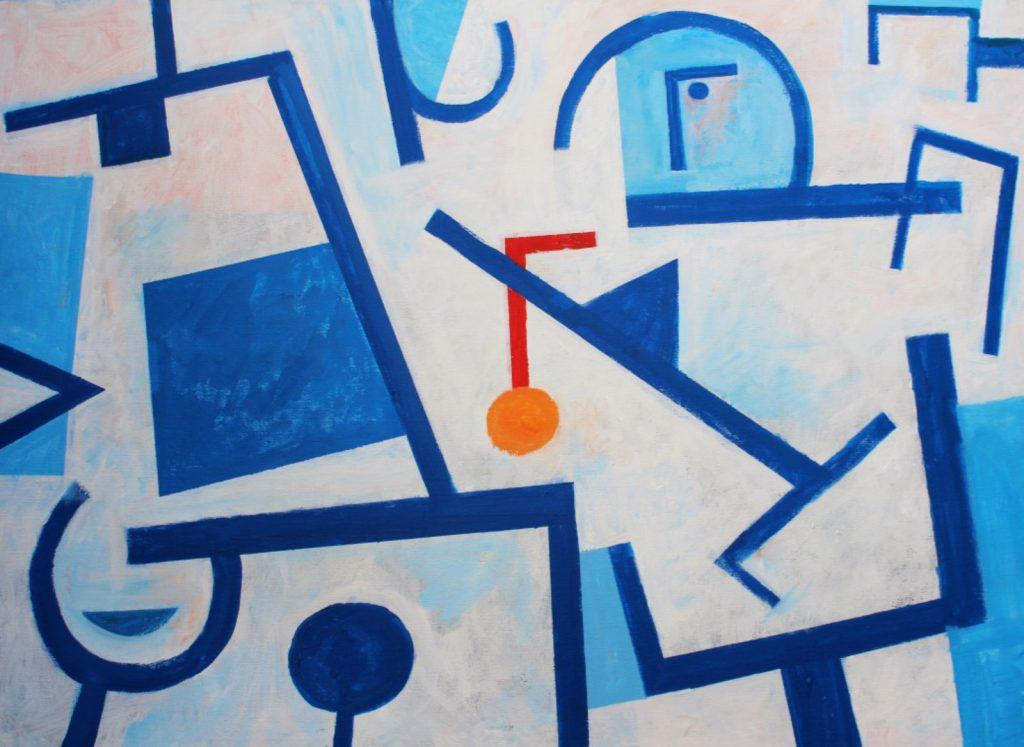 Tribute to Paul Klee II